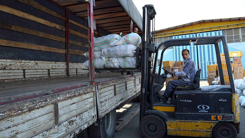 Hundreds of Tons of Relief Supplies Are Sent by EIKO to the Earthquake Stricken Provinces