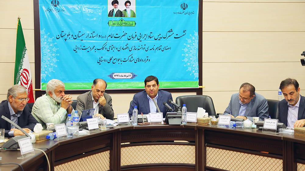 Giant Step Taken by EIKO to Generate 8,000 Jobs in Sistan-Baluchestan Province