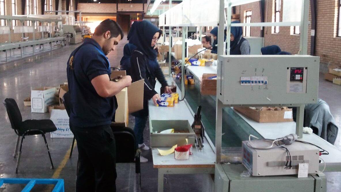 ازدهار اقتصاد المناطق المحرومة من خلال تنفیذ المشاریع الاجتماعیة لمؤسسة البركة