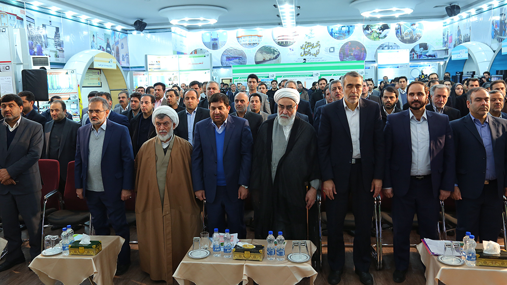 گزارش تصویری مراسم افتتاح هزارمین مدرسهی برکت