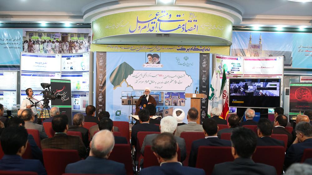 افتتاح 170 مسجد و مرکز فرهنگی مذهبی برکت