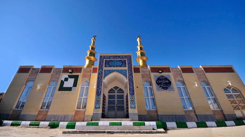 مسجد برکت روستای تنگه راز